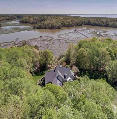 6413 Conservancy, Williamsburg, VA 23185 (MLS #2000675) :: Howard Hanna