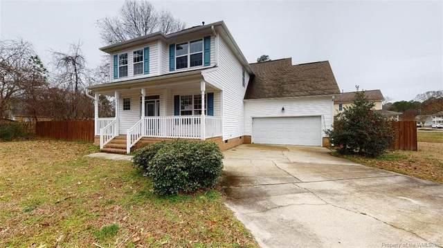7124 Westminster Drive, Hayes, VA 23072 (MLS #2000722) :: Chantel Ray Real Estate