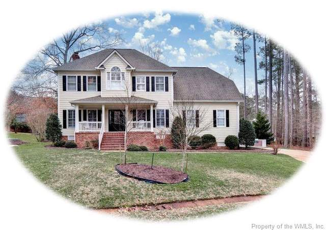 113 Heathery, Williamsburg, VA 23188 (MLS #2000740) :: Howard Hanna