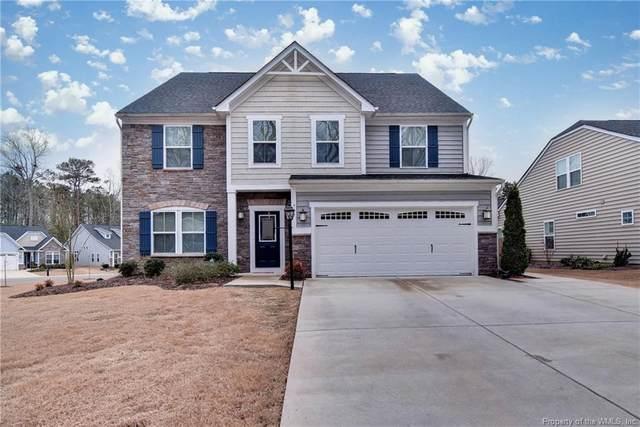509 Caroline Circle, Williamsburg, VA 23185 (MLS #2000745) :: Howard Hanna