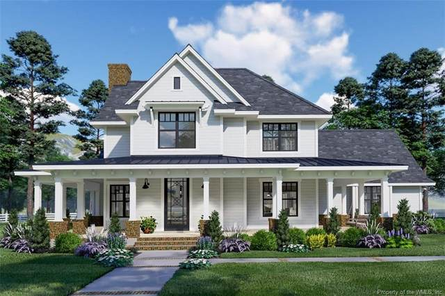 5320 Linkshire Lane, New Kent, VA 23140 (MLS #2000756) :: Chantel Ray Real Estate