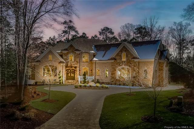 2809 Ann Johnson Lane, Williamsburg, VA 23185 (MLS #2000758) :: Chantel Ray Real Estate