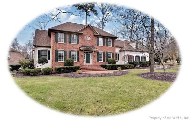 117 Eastbury, Williamsburg, VA 23188 (MLS #2000765) :: Chantel Ray Real Estate