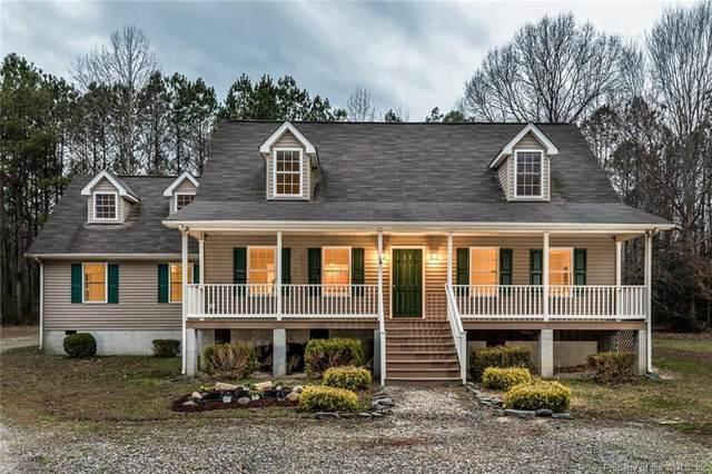 12709 Mount Olive Cohoke Road, West Point, VA 23181 (MLS #2000767) :: Chantel Ray Real Estate