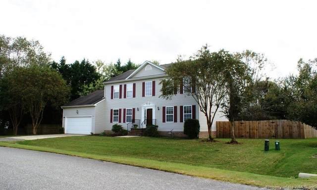 4684 Sir Gilbert Loop, Williamsburg, VA 23185 (MLS #2000782) :: Chantel Ray Real Estate