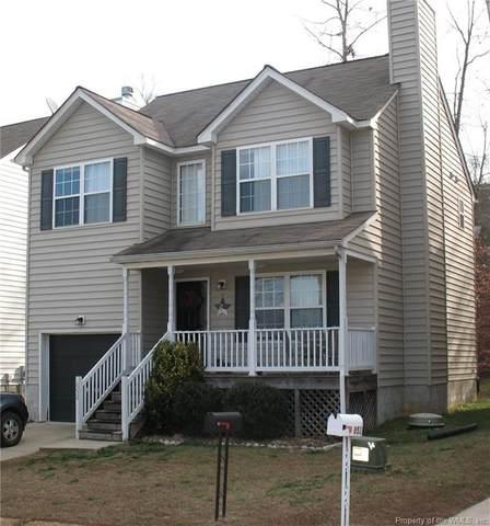 852 Sugarloaf Run, Williamsburg, VA 23188 (MLS #2000794) :: Chantel Ray Real Estate