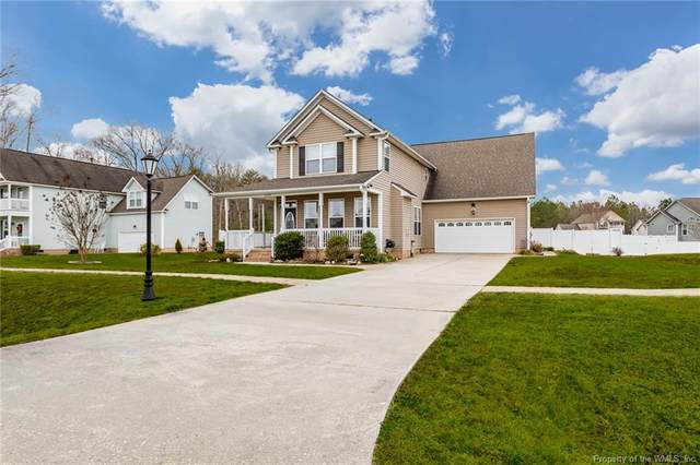 6525 Gentry Court, Gloucester, VA 23061 (MLS #2000868) :: Chantel Ray Real Estate