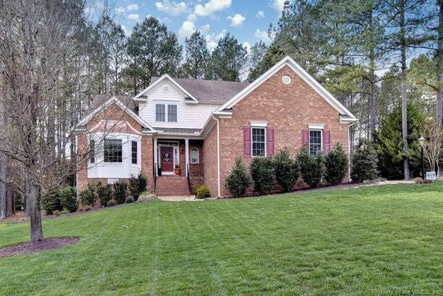 4336 Wigeon Court, Providence Forge, VA 23140 (MLS #2000876) :: Chantel Ray Real Estate
