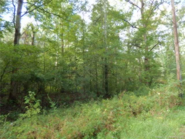Lot 93 Red Mens Hall Road, Port Haywood, VA 23138 (MLS #2000881) :: Chantel Ray Real Estate