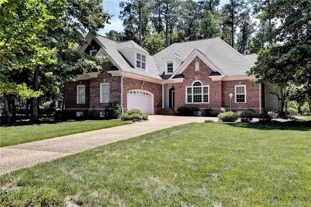 2812 Bennetts Pond Road, Williamsburg, VA 23185 (MLS #2000915) :: Chantel Ray Real Estate