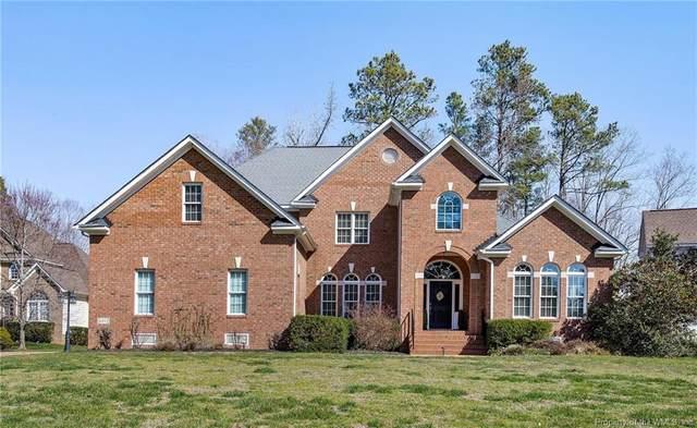 6011 Brickshire Drive, Providence Forge, VA 23140 (MLS #2000929) :: Chantel Ray Real Estate