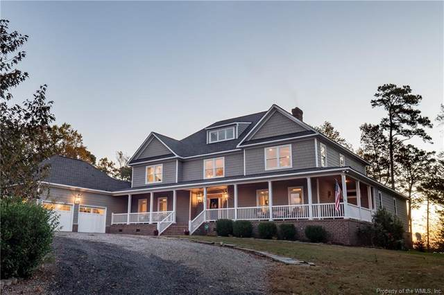 215 River Oaks Lane, Smithfield, VA 23430 (#2000949) :: The Bell Tower Real Estate Team