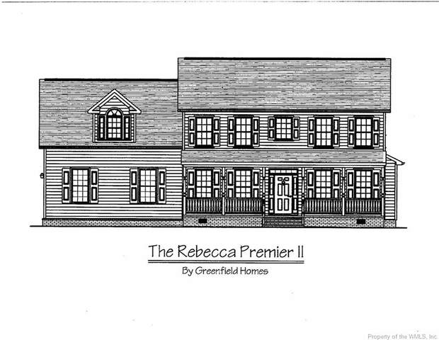 201 Walden, Yorktown, VA 23692 (MLS #2000961) :: Chantel Ray Real Estate