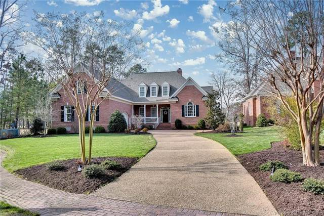1828 John Hancock, Williamsburg, VA 23185 (MLS #2000992) :: Chantel Ray Real Estate