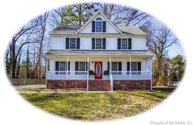 320 Thompson Avenue, West Point, VA 23181 (MLS #2000993) :: Chantel Ray Real Estate