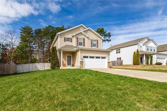 204 Linfoot Court, Williamsburg, VA 23185 (MLS #2000995) :: Chantel Ray Real Estate