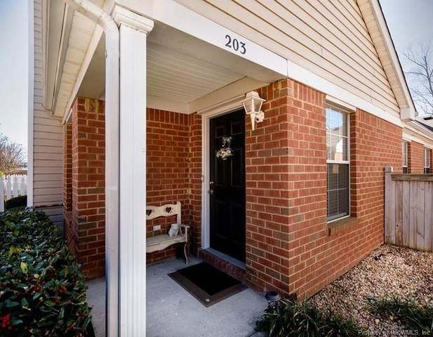 203 Westgate Circle, Williamsburg, VA 23185 (MLS #2001014) :: Chantel Ray Real Estate
