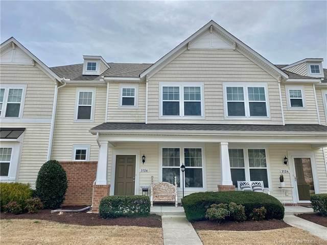 3126 Weathers Boulevard, Toano, VA 23168 (MLS #2001021) :: Chantel Ray Real Estate
