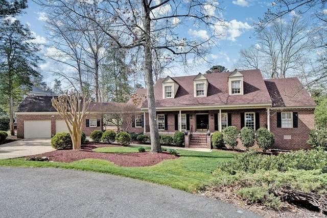 115 Molesey Hurst, Williamsburg, VA 23188 (MLS #2001023) :: Chantel Ray Real Estate