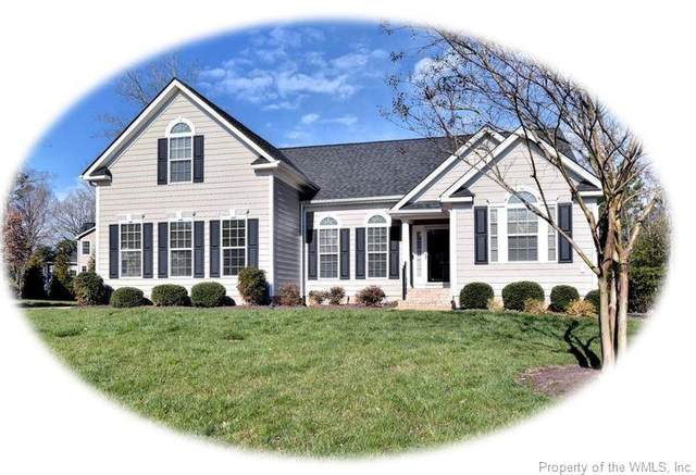 4204 Brigstock Court, Williamsburg, VA 23188 (MLS #2001029) :: Chantel Ray Real Estate