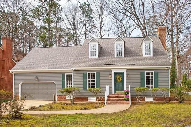 199 Lewis Robert Lane, Williamsburg, VA 23185 (MLS #2001030) :: Chantel Ray Real Estate
