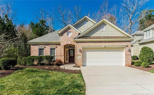 5724 Villa Green Drive, Providence Forge, VA 23140 (MLS #2001032) :: Chantel Ray Real Estate
