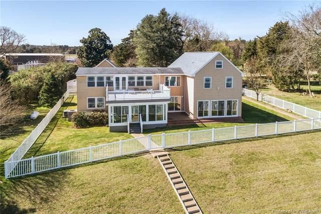 208 Nelson Road, Yorktown, VA 23690 (MLS #2001033) :: Chantel Ray Real Estate
