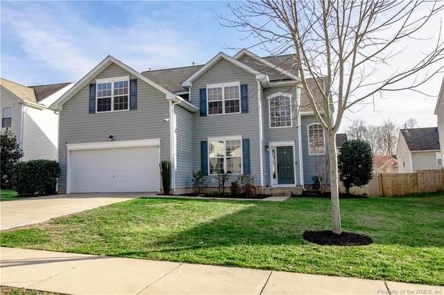 508 Queensbury Lane, Williamsburg, VA 23185 (MLS #2001059) :: Chantel Ray Real Estate