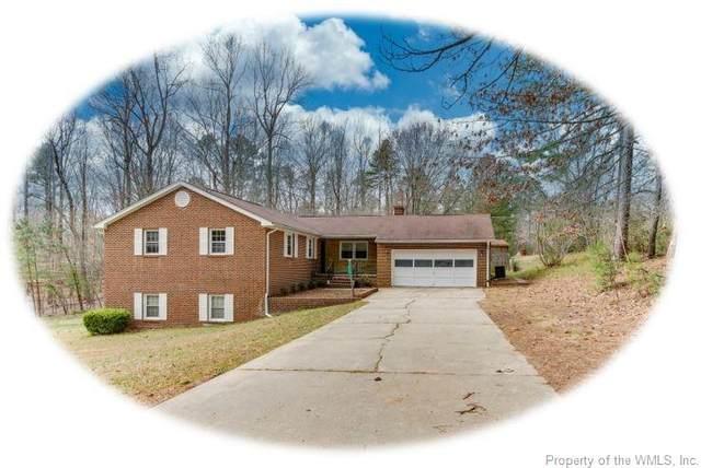 112 Jones Drive, Williamsburg, VA 23185 (MLS #2001079) :: Chantel Ray Real Estate
