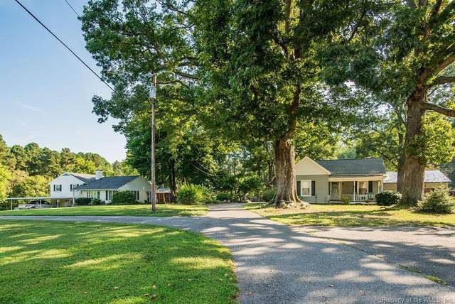 182/184 Old Stage Road, Toano, VA 23168 (MLS #2001083) :: Chantel Ray Real Estate