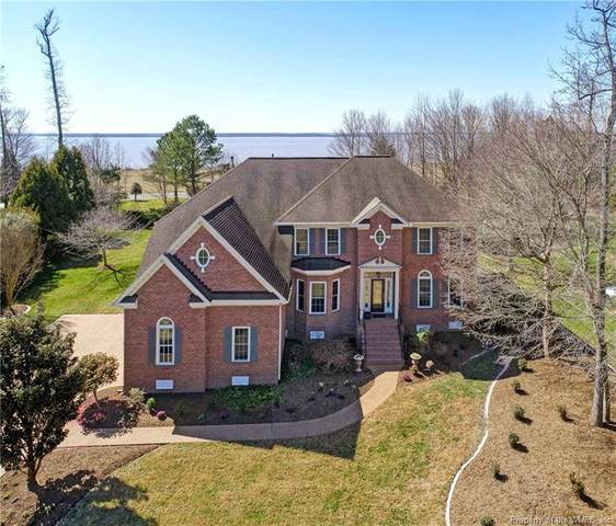 116 George Sandys, Williamsburg, VA 23185 (MLS #2001085) :: Chantel Ray Real Estate