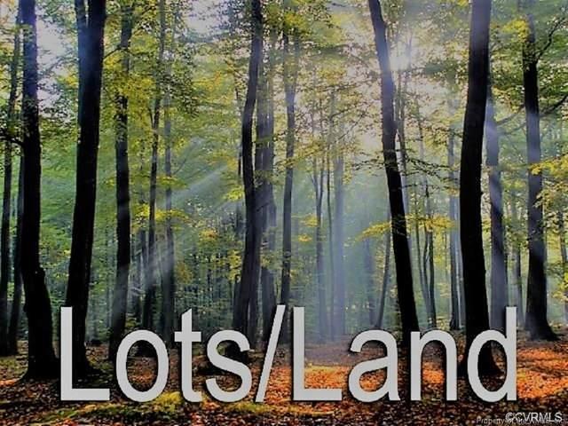 00 Lakeshore Drive, Quinton, VA 23141 (MLS #2001102) :: Chantel Ray Real Estate