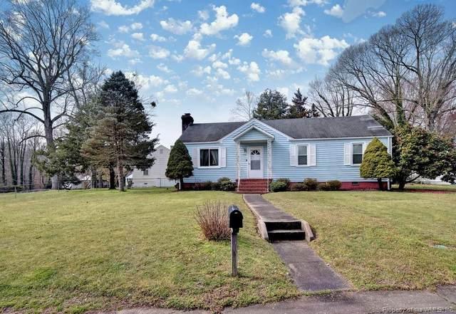 1154 Duncan Drive, Williamsburg, VA 23185 (MLS #2001104) :: Chantel Ray Real Estate