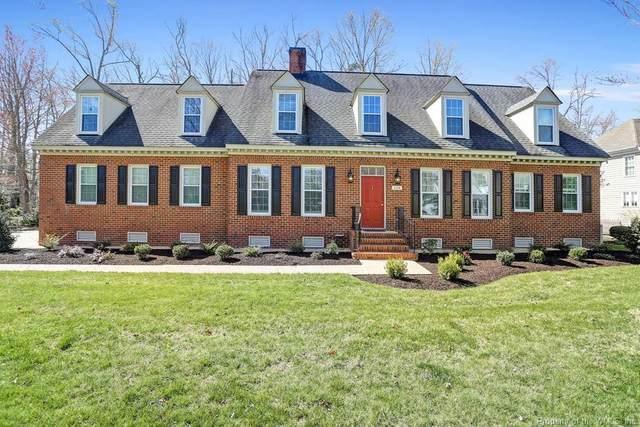 116 Cypress Creek, Williamsburg, VA 23188 (MLS #2001109) :: Chantel Ray Real Estate