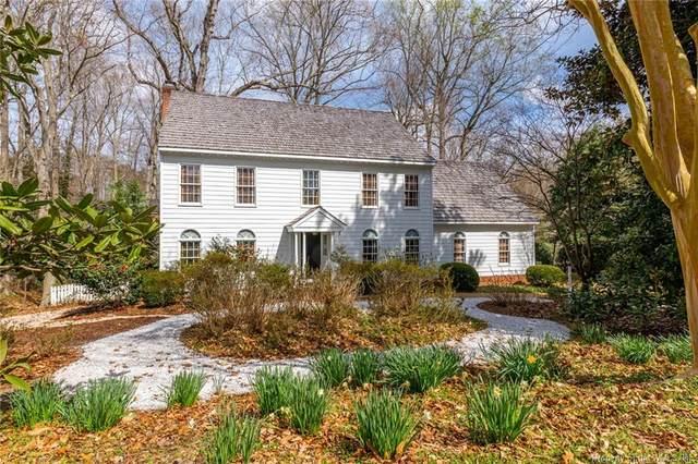 103 Woodmere Drive, Williamsburg, VA 23185 (MLS #2001112) :: Chantel Ray Real Estate
