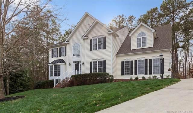 9428 Ashlock Court, Toano, VA 23168 (MLS #2001114) :: Chantel Ray Real Estate