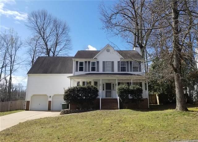 122 Panther Paw Path, Williamsburg, VA 23185 (MLS #2001125) :: Chantel Ray Real Estate