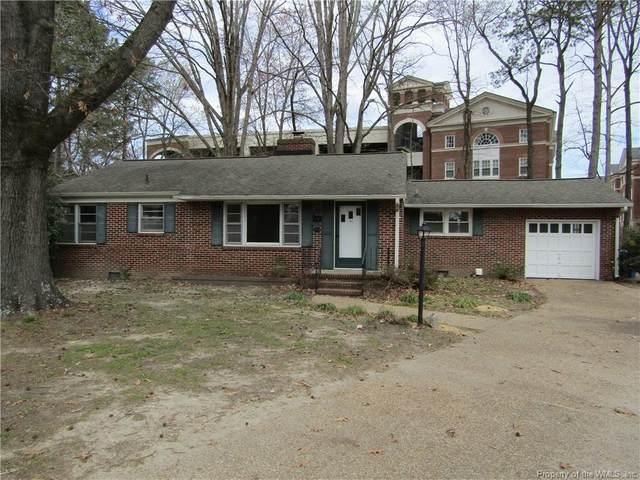 9 Booth Circle, Newport News, VA 23606 (MLS #2001142) :: Chantel Ray Real Estate