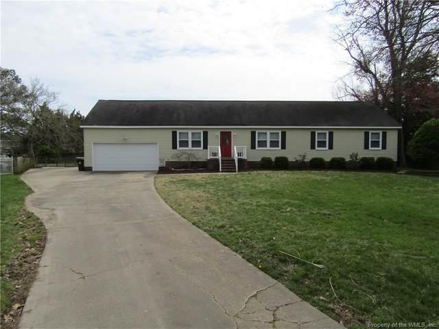 19 Rivergate Drive, Poquoson, VA 23662 (MLS #2001149) :: Chantel Ray Real Estate