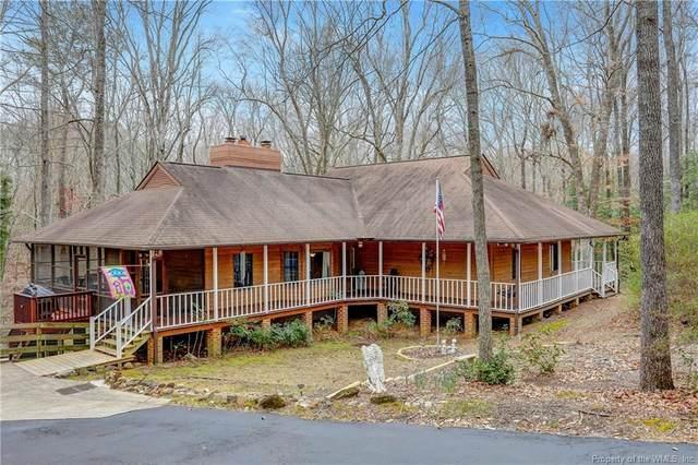 125 Wilderness Lane, Williamsburg, VA 23188 (MLS #2001154) :: Chantel Ray Real Estate