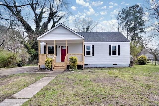 1104 Stewart Drive, Williamsburg, VA 23185 (MLS #2001156) :: Chantel Ray Real Estate