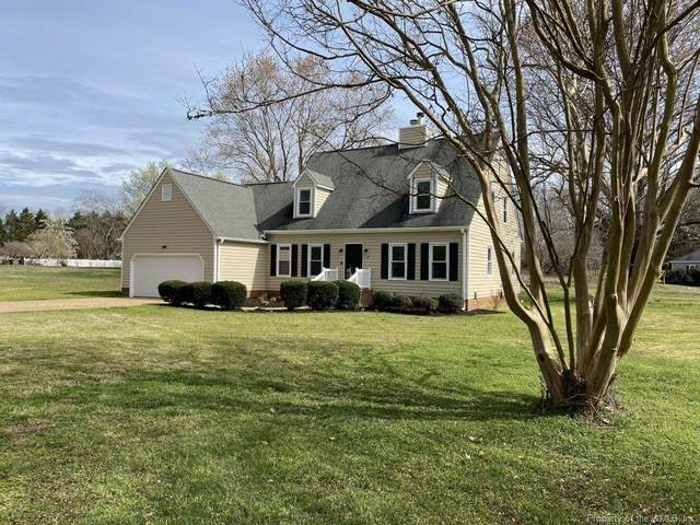 109 Crescent Drive, Williamsburg, VA 23188 (MLS #2001164) :: Chantel Ray Real Estate
