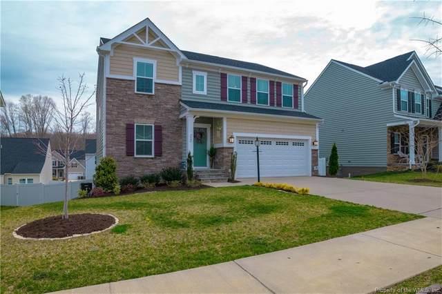 308 Boltons Mill, Williamsburg, VA 23185 (MLS #2001167) :: Chantel Ray Real Estate