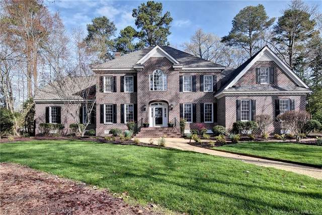3099 Nathaniels Green, Williamsburg, VA 23185 (MLS #2001179) :: Chantel Ray Real Estate