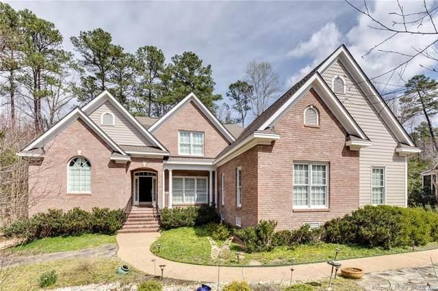 108 Wolf Creek, Williamsburg, VA 23188 (MLS #2001185) :: Chantel Ray Real Estate