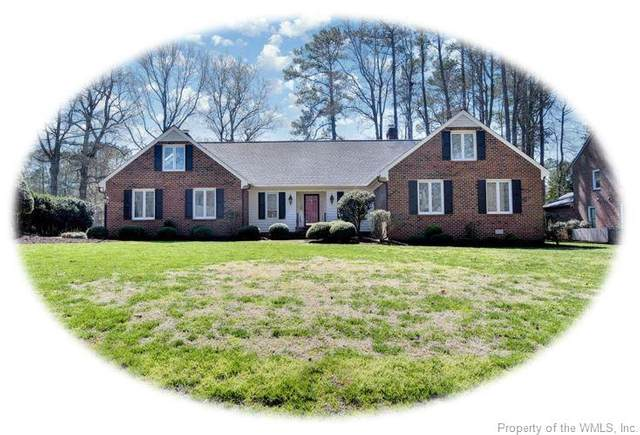 113 Thomas Dale, Williamsburg, VA 23185 (MLS #2001186) :: Chantel Ray Real Estate