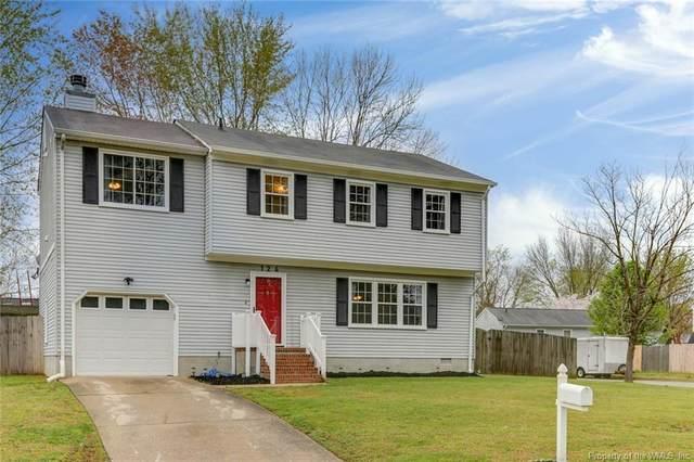 124 Terri Beth Place, Newport News, VA 23602 (MLS #2001195) :: Chantel Ray Real Estate
