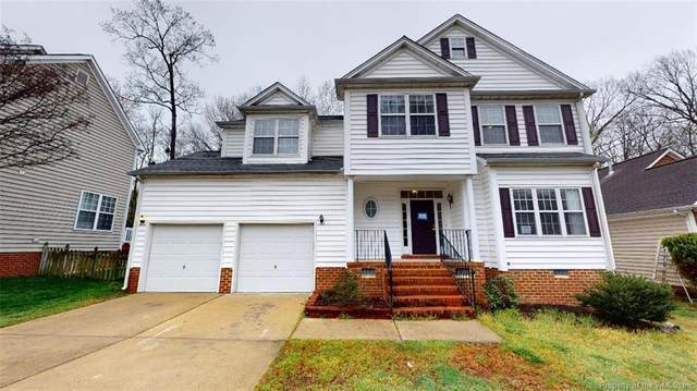 6105 Shrewsbury Square, Williamsburg, VA 23188 (MLS #2001212) :: Chantel Ray Real Estate