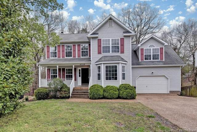 4528 Village Park Drive E, Williamsburg, VA 23185 (MLS #2001237) :: Chantel Ray Real Estate