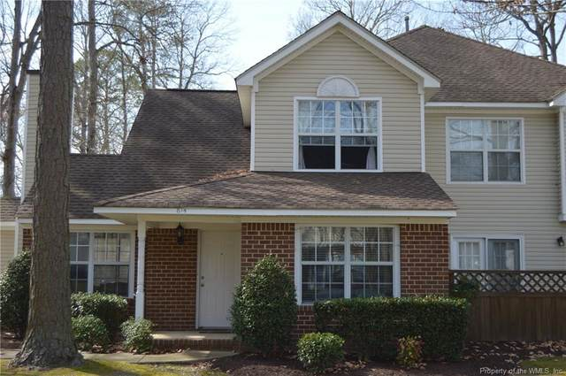 814 Masters Trail, Newport News, VA 23602 (#2001243) :: Abbitt Realty Co.